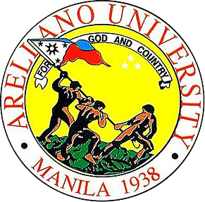 Arellano University logo
